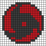Alpha pattern #55348