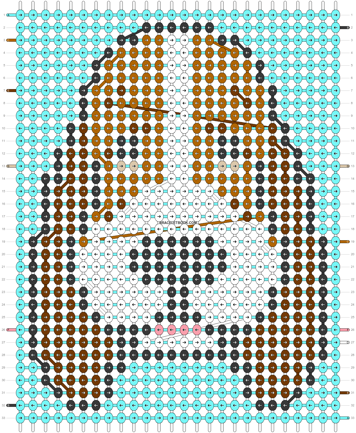 Alpha pattern #55357 pattern