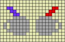 Alpha pattern #55359