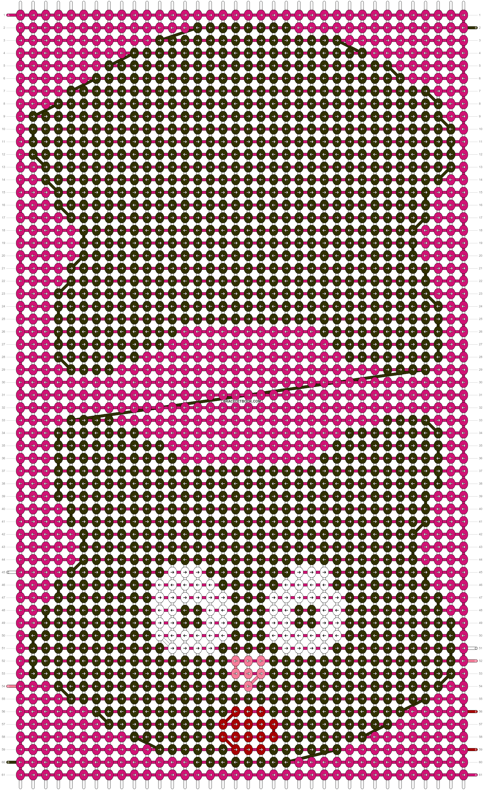 Alpha pattern #55361 pattern