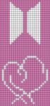 Alpha pattern #55368