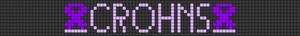 Alpha pattern #55399