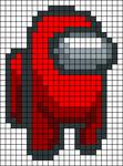 Alpha pattern #55405