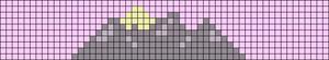 Alpha pattern #55407