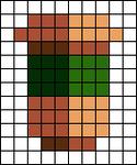 Alpha pattern #55436