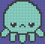 Alpha pattern #55437