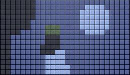 Alpha pattern #55439