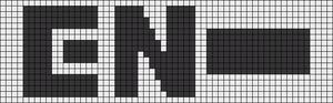 Alpha pattern #55448