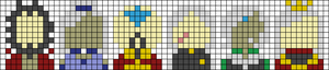 Alpha pattern #55449