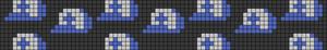 Alpha pattern #55453