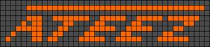 Alpha pattern #55457