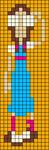 Alpha pattern #55461
