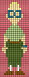 Alpha pattern #55462