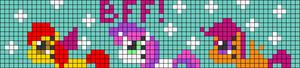 Alpha pattern #55469