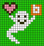 Alpha pattern #55472