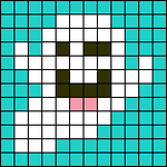 Alpha pattern #55476