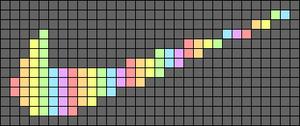 Alpha pattern #55479