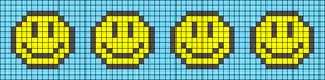 Alpha pattern #55482
