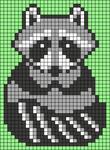 Alpha pattern #55483