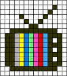 Alpha pattern #55487