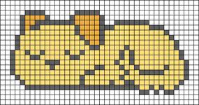 Alpha pattern #55488