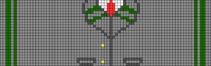 Alpha pattern #55509