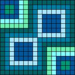 Alpha pattern #55511