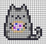 Alpha pattern #55540