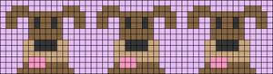 Alpha pattern #55549