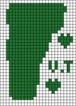 Alpha pattern #55556