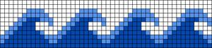 Alpha pattern #55557