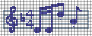Alpha pattern #55576