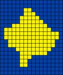Alpha pattern #55579