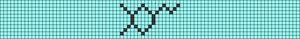 Alpha pattern #55581