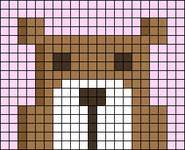 Alpha pattern #55589