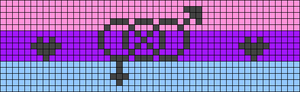 Alpha pattern #55610