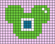 Alpha pattern #55611