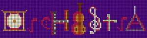 Alpha pattern #55617