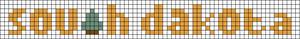 Alpha pattern #55618