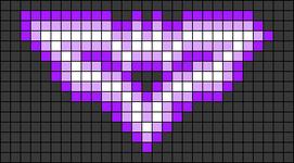 Alpha pattern #55621