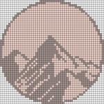 Alpha pattern #55622