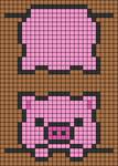 Alpha pattern #55644