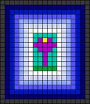 Alpha pattern #55649