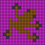 Alpha pattern #55657