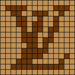 Alpha pattern #55661