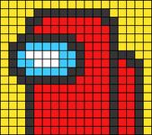 Alpha pattern #55667