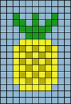 Alpha pattern #55677