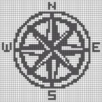 Alpha pattern #55689