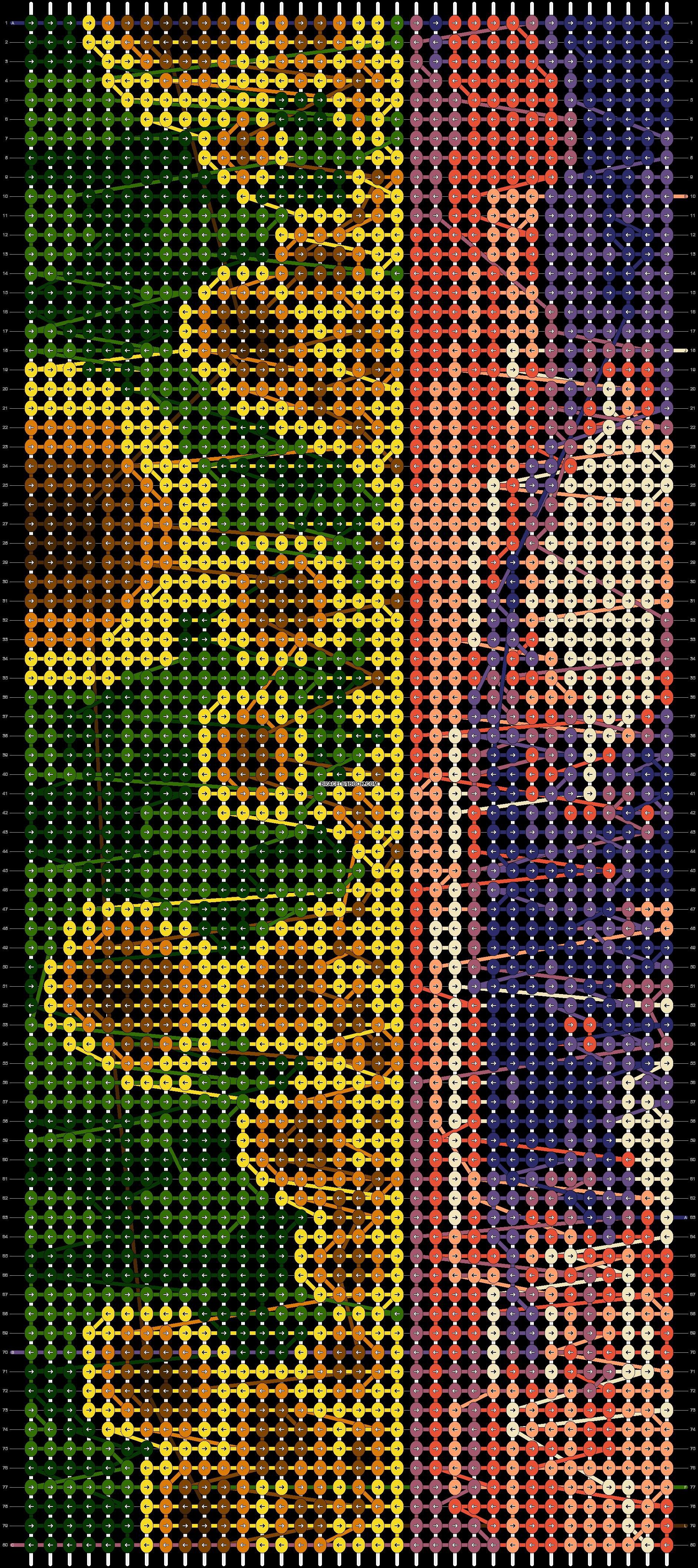 Alpha pattern #55691 pattern