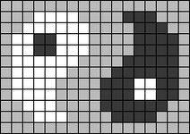 Alpha pattern #55697